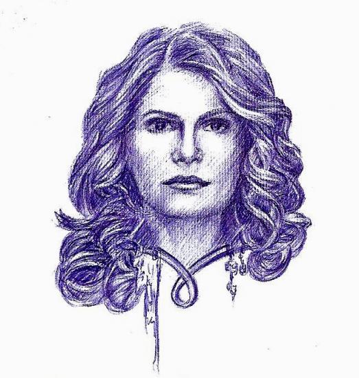 Kyra Sedgwick por zepheus